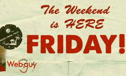 Happy Friday Friends!
