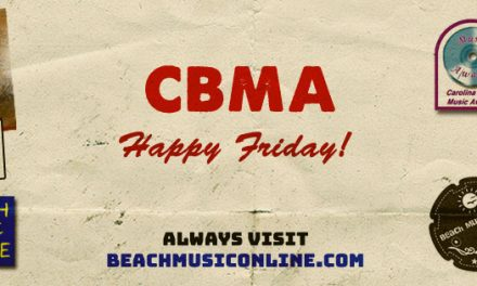 Friday and CBMA